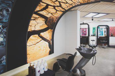Salon Rapunzel Haare